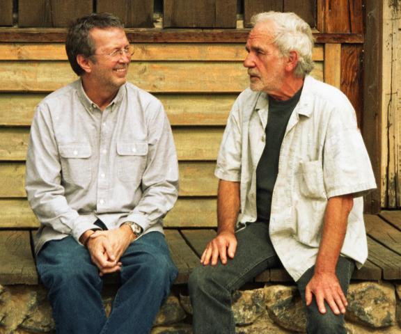 Eric Clapton Discusses His Star-Studded J.J. Cale Tribute Album