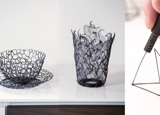 LIX: The World's Smallest 3D Printing Pen