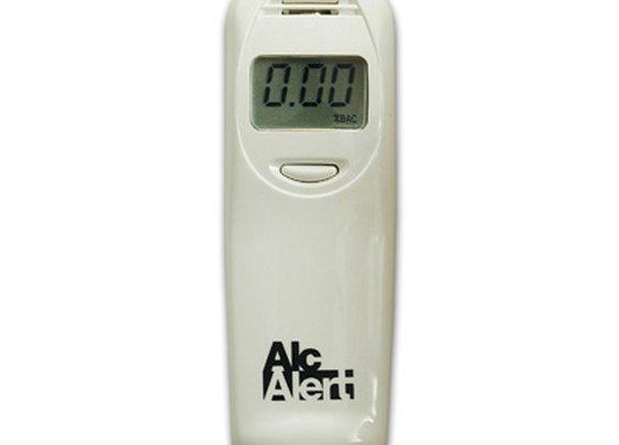 AlcAlert BT5500 Portable Breathalyzer Alcohol Tester
