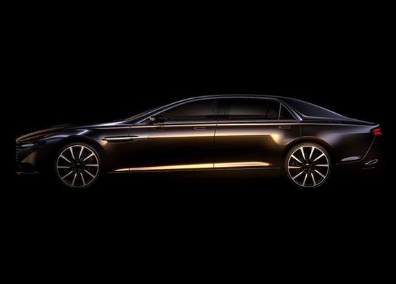 Aston Martin Previews the Return of Lagonda