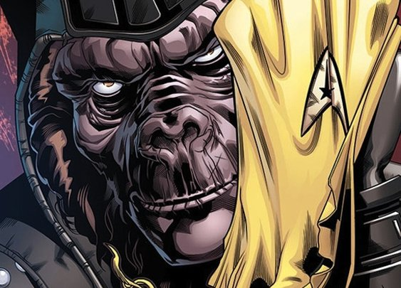 Finally, A Star Trek/Planet Of The Apes Crossover Is Coming