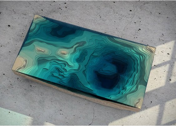 THE ABYSS TABLE | BY DUFFY LONDON