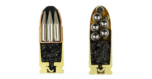Bullets Sliced In Half Reveal The Surprisingly Beautiful Innards Of These Powerful Objects