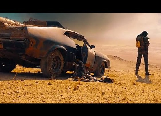 Mad Max: Fury Road Comic Con Footage (HD) 2014 - YouTube