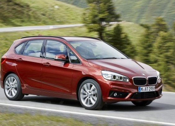 BMW gets on the front foot with 2 Series Active Tourer crossover