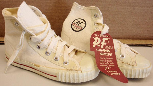 How Your Favorite Sneakers Got Their Names | Mental Floss
