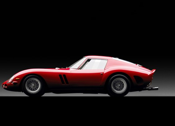 1962 Ferrari 250 GTO to Hit the Auction Block for €40 Million Euros