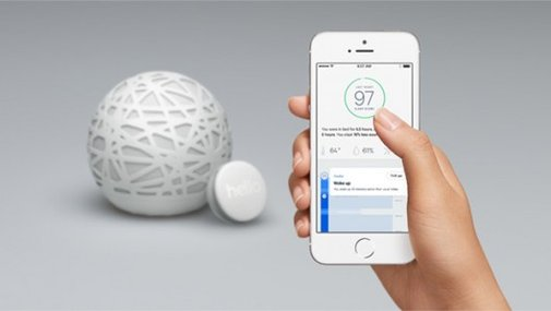 Sense sleep tracker monitors your bedroom for signs of unrest