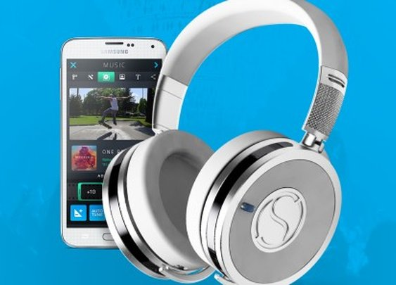 Soundsight headphones put HD video recording on tap