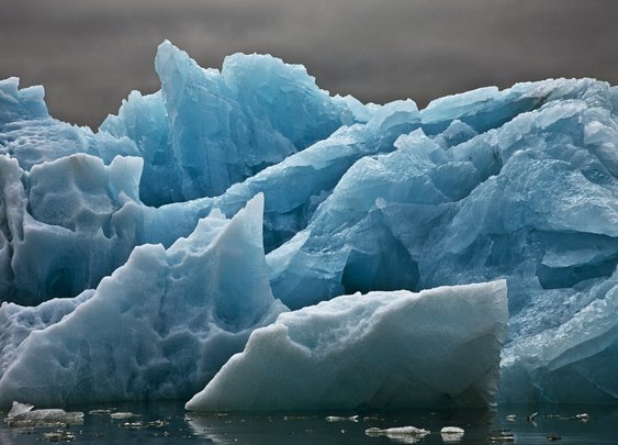 Melting Away: Polar ice with personality   ideas.ted.com