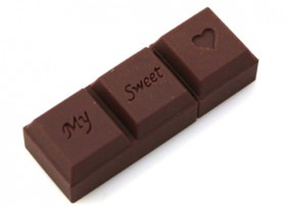 Chocolate Block USB Flash Drive