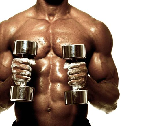 How to Use Free Weights for Six Pack Abs
