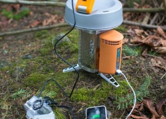 Biolite increases its campfire charging power with versatile KettleCharge