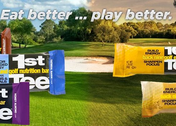 Golf Energy Bar by SCNS. 2 boxes Golf Energy Bar for $29.95 (45% OFF)