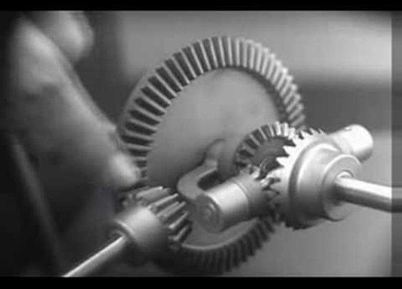 How Differential Gear works (BEST Tutorial) - YouTube