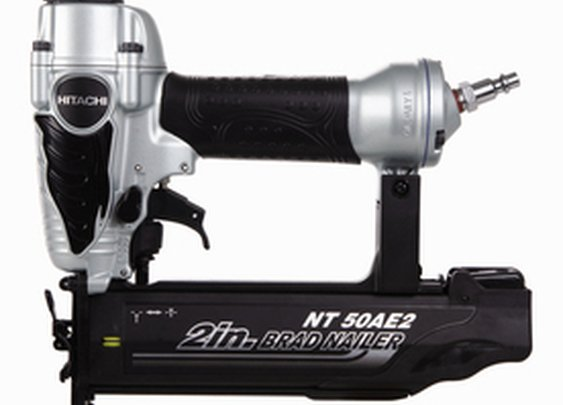 Hitachi Finishing Pneumatic Nailer