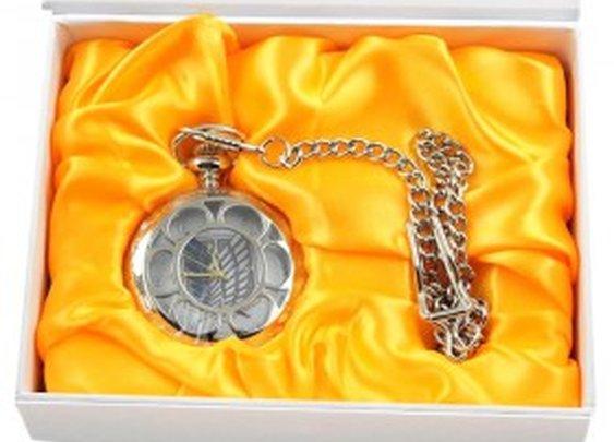 Attack on Titan Pocket Watch