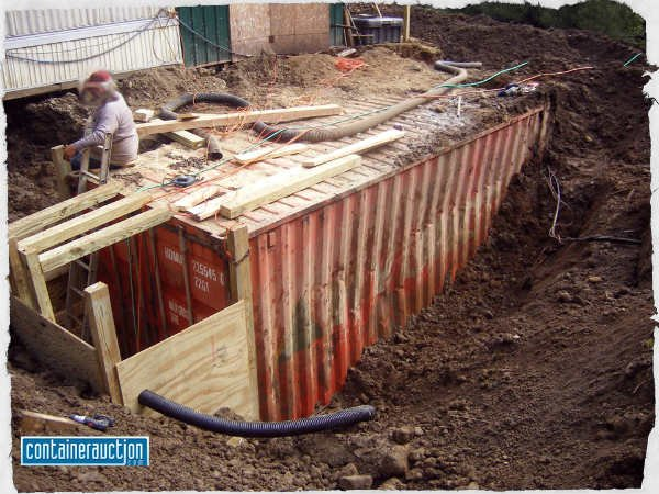 Why You Shouldn't Bury A Shipping Container Bunker Underground - SHTF, Emergency Preparedness, Survival Prepping, Homesteading