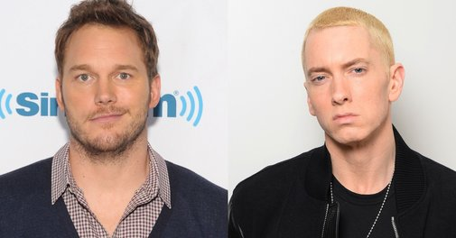 Chris Pratt Raps Eminem Better Than Eminem