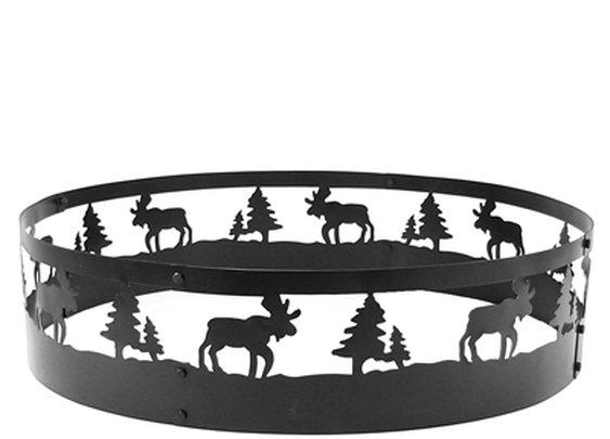 """SheilaShrubs.com: Sunnydaze 36"""" Wild Moose Campfire Ring FRM101 by Sunnydaze : Fire Pits"""