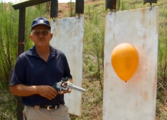 1,000 yard shot with 9mm - The Firearm Blog