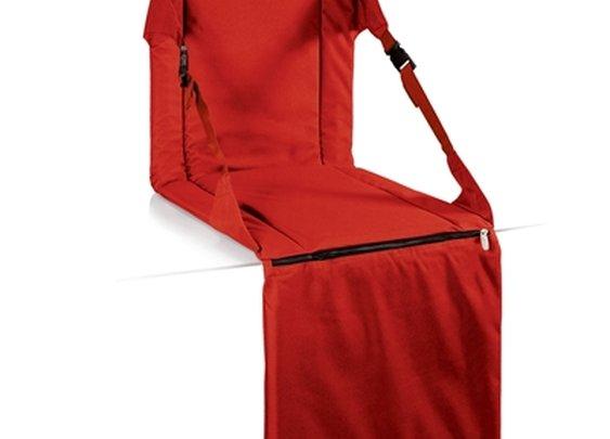 SheilaShrubs.com: Stadium Seat - Red 627-00-100-000-0 by Picnic Time : Patio Furniture