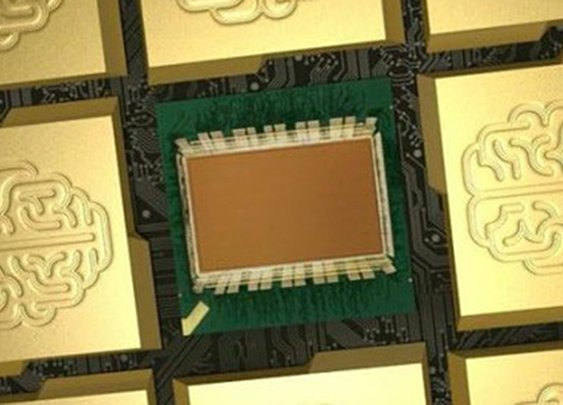 IBM Unveils a 'Brain-Like' Chip With 4,000 Processor Cores | Enterprise | WIRED