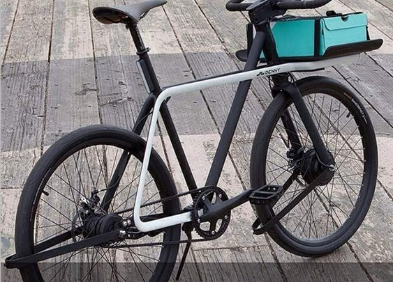 Seattle-Forged 'Future Bike'