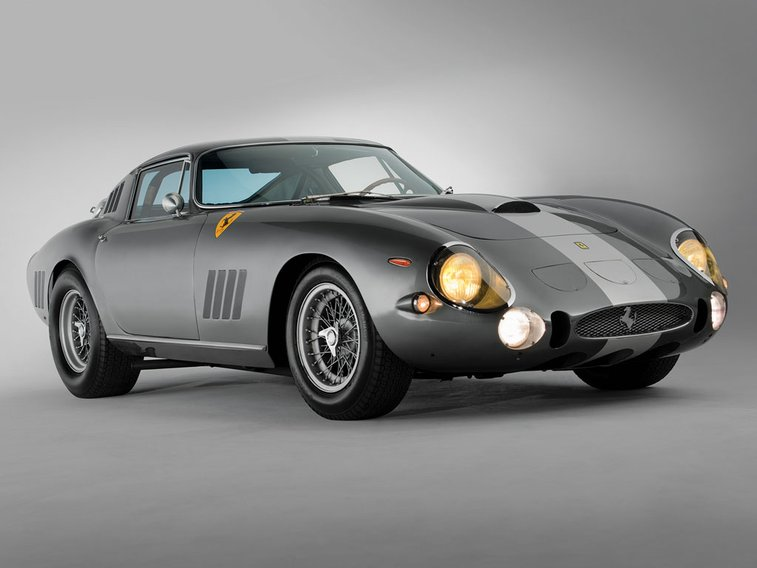 1965 Ferrari 275 Goes To Auction, Could Set New Record