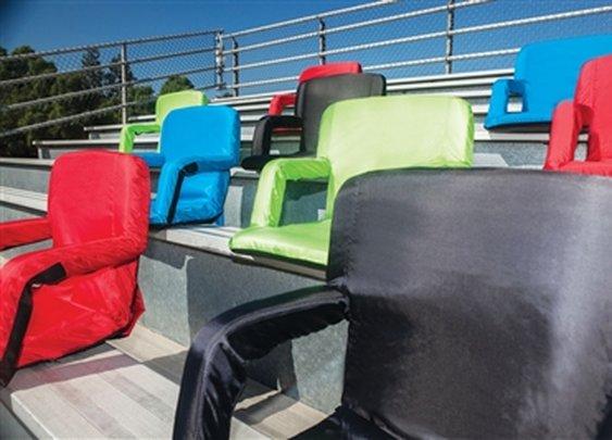 SheilaShrubs.com: Ventura Seat - Black 618-00-179-000-0 by Picnic Time : Patio Furniture