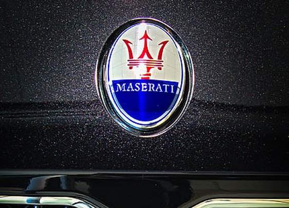 Maserati Badge by E Karl Braun - Maserati Badge Photograph - Maserati Badge Fine Art Prints and Posters for Sale