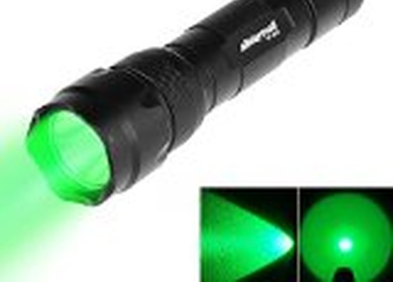 Think Green For Your Next Flashlight