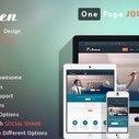 CMS Themes - Arwen - Responsive One Page Joomla Template | ThemeForest