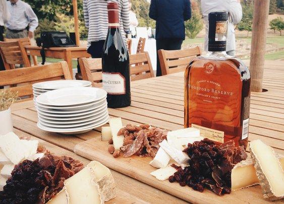 Woodford Reserve & Sonoma-Cutrer Unite for Unique Bourbon
