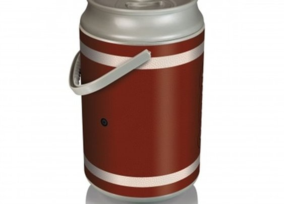 SheilaShrubs.com: Mega Can Cooler - Football Can 686-00-810-000-0 by Picnic Time : Coolers