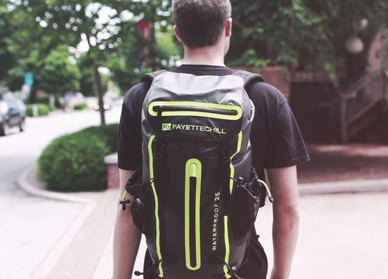 The Journeyman Dry Bag Backpack