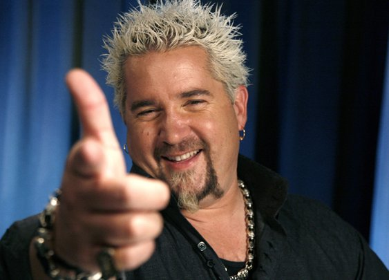How one man destroyed the Food Network: Guy Fieri made culinary TV into a viewer's hell