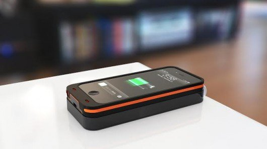 Review: Backbone wireless charging case for iPhone 5/5s