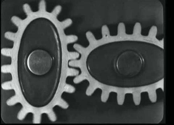 Mechanical Principles (1930) by Ralph Steiner [4min selection] - YouTube