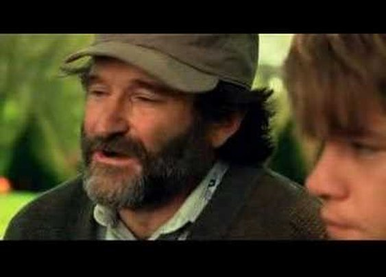 Good Will Hunting - Park Scene