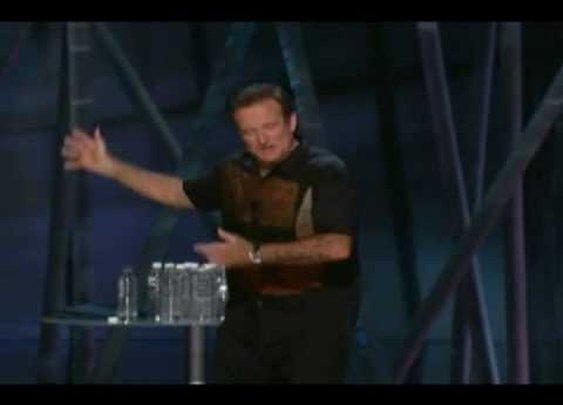 Robin Williams- Jihad - YouTube