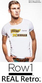 Michigan Tees, Michigan football tees, Vintage retro Michigan tees