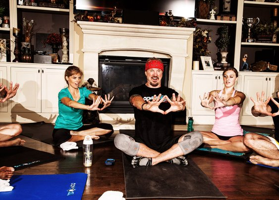 The Rise of Beefcake Yoga