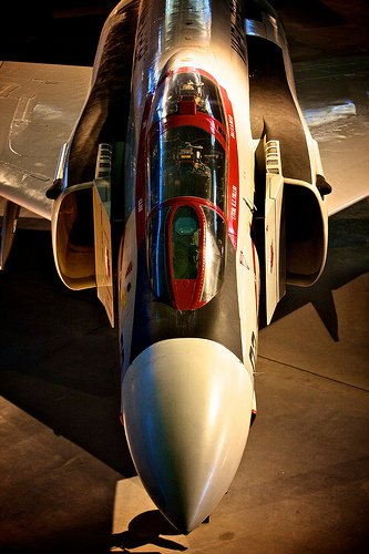 F-4 Phantom | National Air and Space Museum Steven F. Udvar-Hazy Center | Flickr - Photo Sharing!