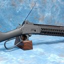 Tactical Package   Grizzly Custom Guns   Custom Marlin Lever Action Rifles