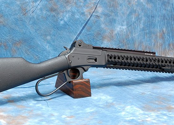 Tactical Package | Grizzly Custom Guns | Custom Marlin Lever Action Rifles