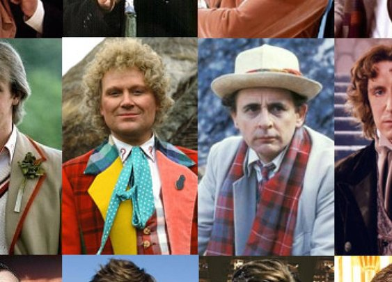 A Compact History Of Doctor Who (It's Bigger On The Inside) - All Day