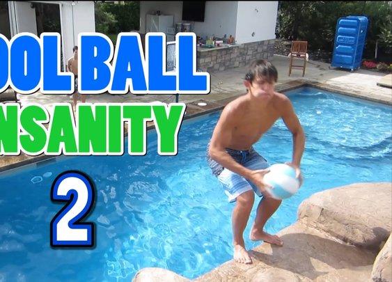 Pool Basketball Insane Dunks and Shots