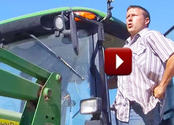This Farmer Just Blew Every Other Frozen Parody Out Of The Water - 'Do You Want To Drive My Tractor?' - Music Videos