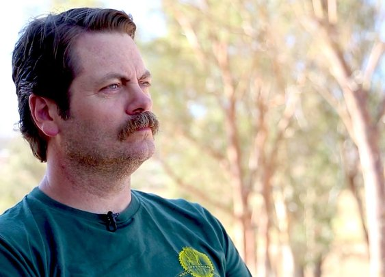 Simply Genius Shower Thoughts With Nick Offerman | Mashable - YouTube
